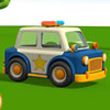 Cartoon Marshal Car